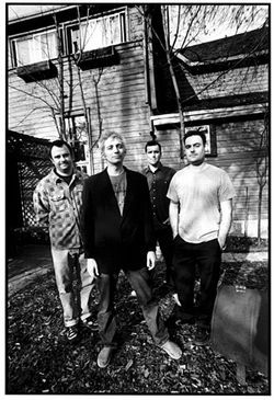 The Weakerthans: They speak Marxism.