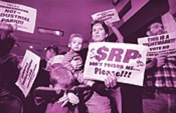 Gilbert residents fought SRP's plan to greatly expand its San Tan plant.