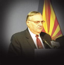 Arpaio always was, and still is, the MCSO's jefe.