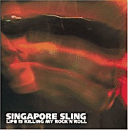The second album from Iceland's other wall of sound, Singapore Sling.