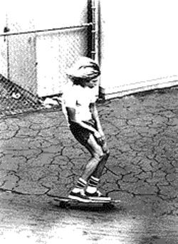 Tony Alva emerges from Dogtown and Z-Boys the Chuck Berry of skateboarding—a pioneer, the first and maybe the best to ever ride the deck.