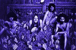 Grand Funk should have bailed when the idea for this hay-chafing photo shoot was pitched.