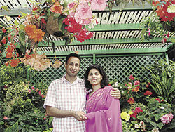 Raju Grewal and Navi Kaur were married in 2005 but spent little time together as man and wife.