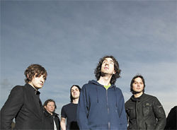 Snow Patrol: Can you spot the frontman?