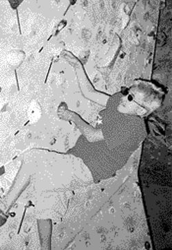 Mission possible: Test your climbing skills at Climbmax Climbing Center.