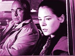 Mixed company: Bob Hoskins and Elaine Cassidy in Felicia&#039;s Journey.