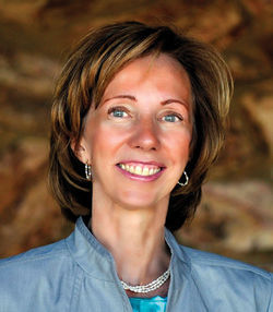 Marcia Busching, former &quot;Solar Team&quot; candidate