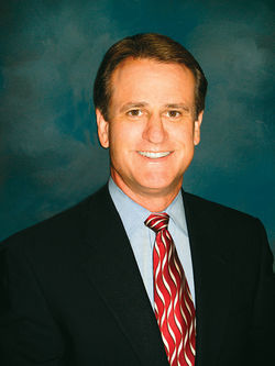 Gary Pierce, chairman of the Arizona Corporation Commission.