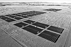 Tucson Electric Power's Springerville Solar Array is the most productive photovoltaic generating plant in the world.