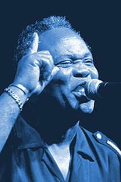 Soul personified: The legendary Sam Moore.