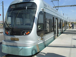 Ride the light rail on Saturday night all the way to Homme for Soul Train.
