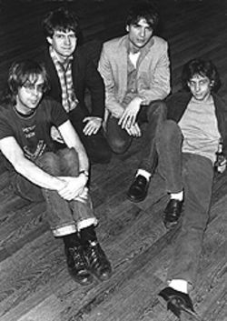 The dB's: At the forefront of an early '80s East Coast pop and garage-rock renaissance.