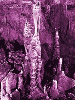 Kartchner Caverns is the newest state park.