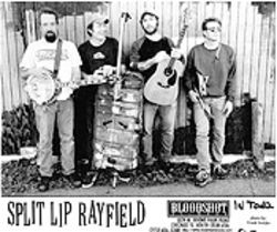 Split Lip Rayfield: Moving ever closer to their old  country home.
