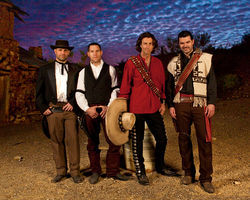 Roger Clyne and the Peacemakers are scheduled to perform on Saturday, March 17, at Tempe Beach Park.