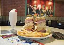 Huge, tasty sandwiches, all-day breakfast, and friendly staff make Stan's Metro Deli a new Tempe favorite.