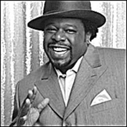 Royal treatment: Cedric the Entertainer performs at the Tempe Improv.