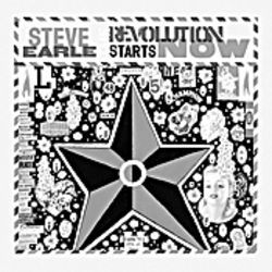 Steve Earle pulls no punches on his latest album, The Revolution Starts Now.