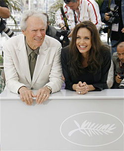 Angelina Jolie stars in Clint Eastwood&#039;s Changeling