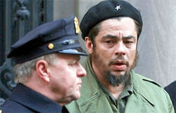 Benicio Del Toro stars as Che Guevara in Steven Soderbergh&#039;s Che.