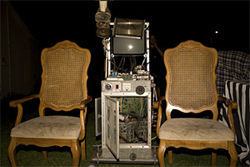 TV or not TV? The fantastical video contraption of Television Noir.