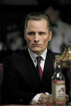 Angel or the devil?: Viggo Mortensen in Eastern Promises.