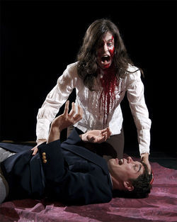 Bad Bard: Zombies invade Shakespeare in the lifeless Twelfth Night of the Living Dead.
