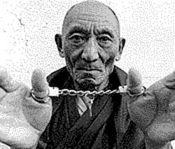 Patience is a virtue: Palden Gyatso talks about his trials in Chinese prison.