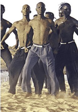 The powerful dance of the Senegalese Compagnie Jant-Bi.