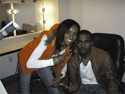 Supa Nova Sta with Kanye West