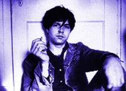 Switching to vodka, but still smoking: Whiskeytown leader Ryan Adams.