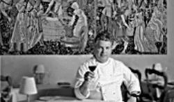 Vincent triumphant: Chef Vincent Guerithault soothes our savage beast of a critic with fine vittles and superior service.