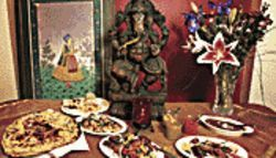 Get your grub on with Ganesha: Tandoori Times' Subcontinental spread is fit for an Indian potentate of yore!