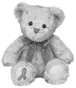 Beary good cause: Help fight cancer by taking a walk on Sunday.