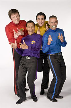 The Wiggles: Would you take your kids to see this motley crew?