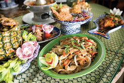 Some like it hot: Thai E-San's dishes are tasty whether you crank up the heat or not.
