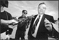 Sheriff Joe Arpaio expresses a grudging respect for Ferragut&#039;s media savvy.
