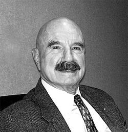 "Who's ya daddy? Watergate ""plumber"" G. Gordon Liddy."