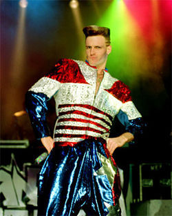 Vanilla Ice, people. 'Nuff said.