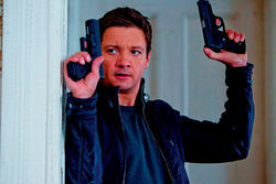 Jeremy Renner stars in The Bourne  Legacy.