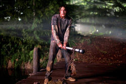 You had us at zombie redneck torture: The Cabin in the Woods isn't so much about human beings.