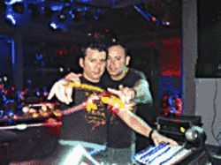 Two DJs are better than one: The Crystal Method