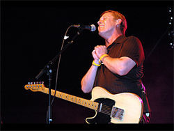 Dave Wakeling's got the English Beat.