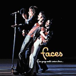 New stuff from the old school: The Faces release a boxed set.