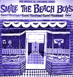 The cover for the Beach Boys' mythical album, the unreleased Smile.