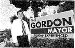 Political insider: Phil Gordon