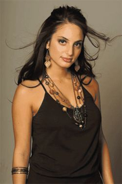 The Piano Man's daughter, Alexa Ray Joel.