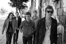 The Maine: They've charted and headlined, putting them at the forefront of the local power-pop scene.