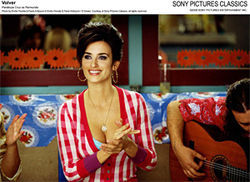 Lady killer: Penélope Cruz leads a murderers' row of female characters in Volver.