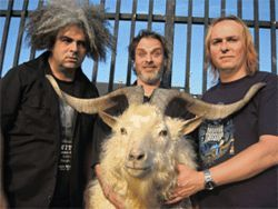 The Melvins: Original sickness.